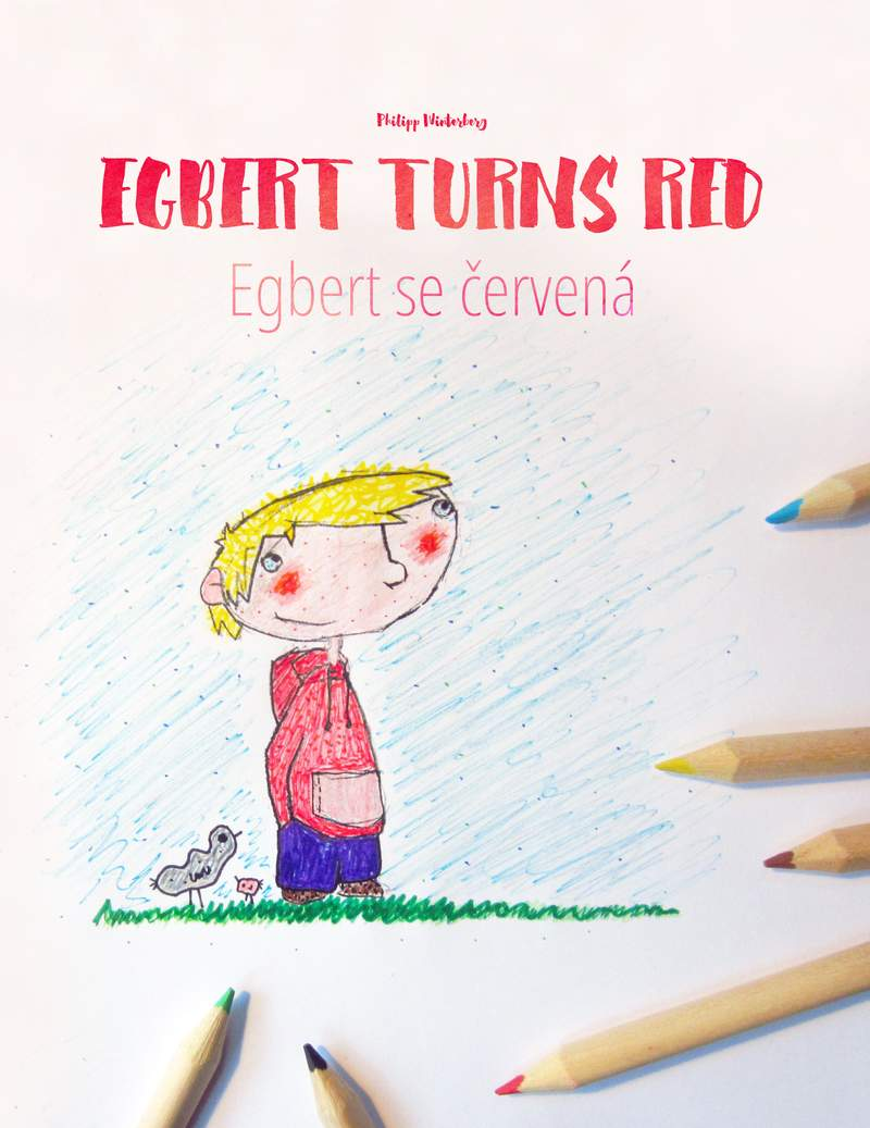 Egbert se červená